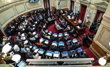 El Senado aprobó la ley de góndolas  | Congreso