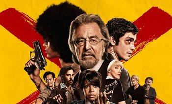 Hunters: la nueva serie de Al Pacino es ferozmente criticada | Series