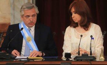 Alberto criticó el rol de la Justicia y habló de Cristina | Alberto fernández