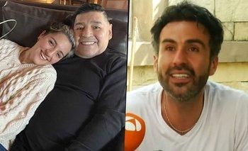 Maradona: el chat de Jana que Luque ignoró y habría evitado su muerte   Diego maradona