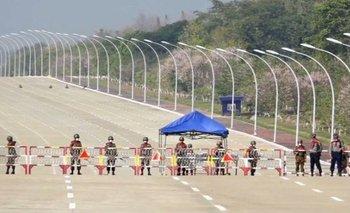 Golpe de Estado en Birmania   Golpe de estado