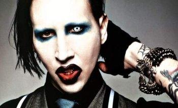 Denuncian a Marilyn Manson por abuso sexual y amenazas de muerte | Música