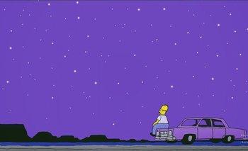 Una muerte por coronavirus enluta a Los Simpsons | Coronavirus