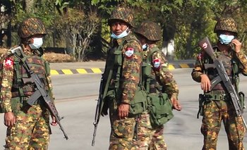 Golpe de Estado en Myanmar: Cancillería repudió el alzamiento militar | La reacción del gobierno