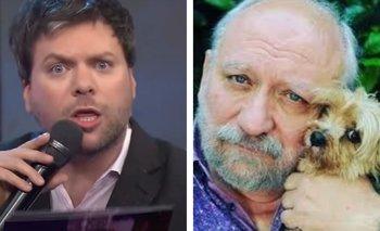 El Doctor Romero fulminó a Guido Kaczka por el juego de los perros | Farándula