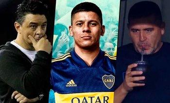 Marcos Rojo, el rechazo al llamado de River y por qué eligió a Boca | Boca juniors