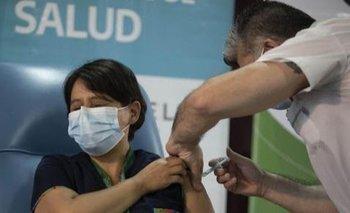 Santa Cruz comenzó a vacunar a los mayores de 90 años | Santa cruz