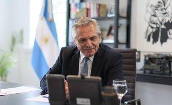 Alberto Fernández felicitó a Lasso, presidente electo de Ecuador | Ganó lasso en ecuador