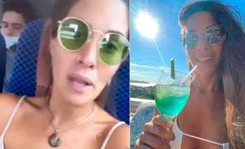 Ivana Nadal fue detenida en México por tener un picador de marihuana | Ivana nadal