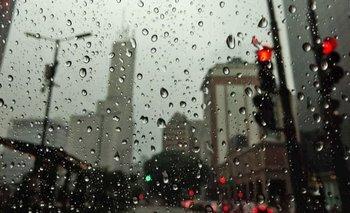¿Cuándo deja de llover? | Clima