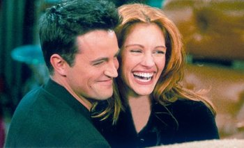 Friends: el desconocido romance entre Matthew Perry y Julia Roberts | Series