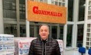 El anuncio del dueño de Guaymallén sobre su empresa y Estados Unidos | Guaymallén