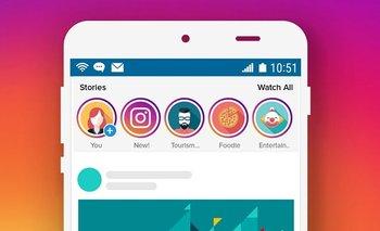 ¿Instagram se copia de Tik Tok?: posible cambio en las historias   Instagram