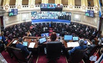 Primera sesión del año del Senado con fuerte agenda judicial | Congreso