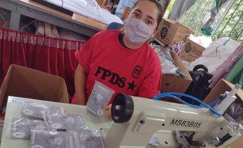 El 68% de las empresas textiles tuvo facturación negativa en 2020 | Crisis económica