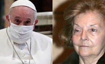 El saludo del Papa Francisco a Isabel Perón por sus 90 años   Papa francisco