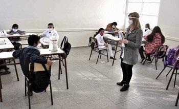 San Juan: cerca de 2.000 alumnos vuelven a clases presenciales este sábado | Educación
