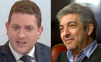 Viale intentó que Ricardo Darín criticara al Gobierno y quedó en ridículo | Ricardo darín