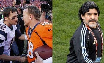 Superbowl: el héroe del fútbol americano al que admiraba Maradona | Superbowl