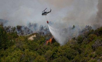 Brigadistas jujeños viajan a El Bolsón para ayudar a combatir los incendios | El bolsón