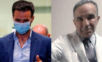 "La defensa de Luque quiere ir contra a Cahe por ""falso testimonio"" | Diego armando maradona"