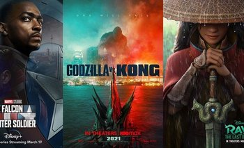 Próximos estrenos en 2021: todos los tráilers que dejó la Súper Bowl | Cine