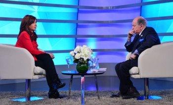 Chiche Gelblung dejó con la boca abierta a los periodistas de TN | Televisión