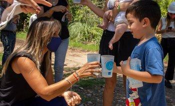 Galmarini habilitó una nueva obra de agua potable en Tigre | Aysa