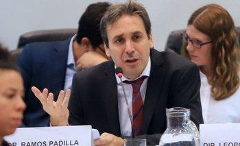 Espionaje: Ramos Padilla planteó que un tribunal unifique causas | Espionaje ilegal