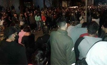 Tensión en Rojas por el femicidio de Úrsula: imputan a un policía | Femicidio