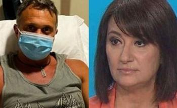 El emotivo mensaje de María Laura Santillán a Sergio Lapegüe | Coronavirus en argentina
