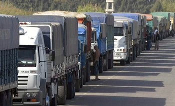 Los costos del transporte de cargas aumentaron 4,7% en enero   Transporte