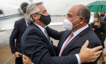 Alberto llegó a Tucumán: se reúne con empresarios y trabajadores | Agenda