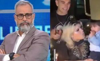 Jorge Rial repudió las fiestas clandestinas tras el escándalo con su hija   Jorge rial