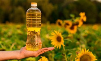 La ANMAT prohibió el consumo de un aceite de girasol   Anmat