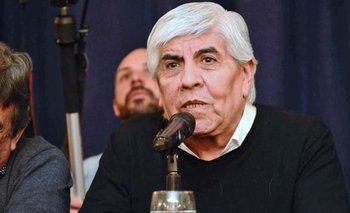 Hugo Moyano respondió a las críticas por el bloqueo a empresas   Sindicato de camioneros