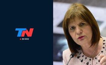 Periodista de TN dejó expuesta a Patricia Bullrich | Tn
