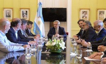 Expectativa por la cumbre Alberto - Mesa de Enlace por precios y retenciones | Tensión con el campo