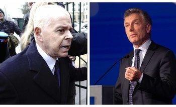 Oyarbide reveló que Macri le ofreció dinero para que no lo investigue | Espionaje ilegal
