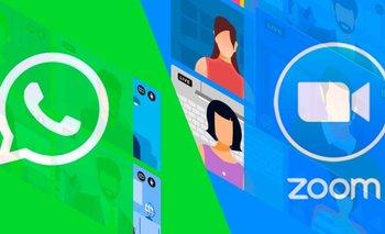 El plan de WhatsApp para destronar a Zoom   Celulares