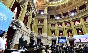 Decretan que el cambio en ganancias se trate en extraordinarias | Congreso
