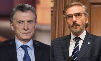 Crisis en Casación por visitas a Macri: exigen la renuncia de Hornos | Mauricio macri
