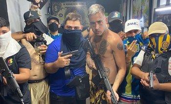 Zaramay: quién es el trapero detenido en Rosario por tenencia de armas de guerra | Trap