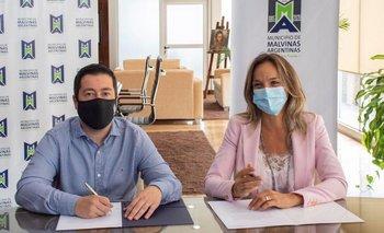 Galmarini y Nardini recorrieron obra que beneficiará a 230.000 personas | Provincia