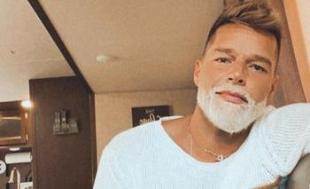 Las desopilantes comparaciones por el nuevo look de Ricky Martin   Ricky martin