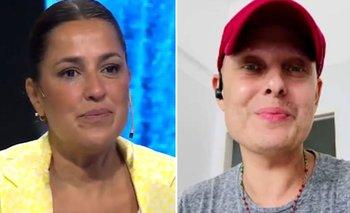 El llanto desgarrador de Maju Lozano al escuchar un saludo de Lío Pecoraro | Lío pecoraro