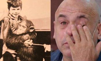 Bicho Gómez se emocionó al recordar su paso por el circo | Corte y confección