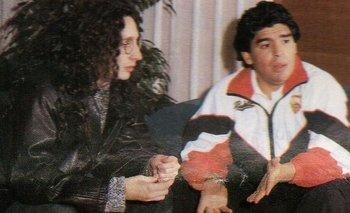 """La emoción de Fito Paez por Maradona: """"Hay que escuchar ese trueno""""   El destape radio"""