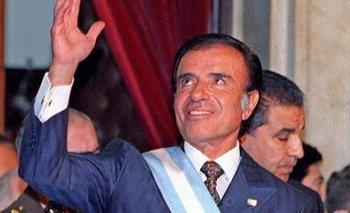 La recompensa por el anillo robado a Carlos Menem | Carlos menem