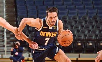 Campazzo imparable en la NBA: Denver le ganó a los Lakers de LeBron James | Nba